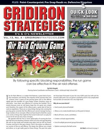 Gridiron Strategies