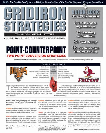 Gridiron Strategies