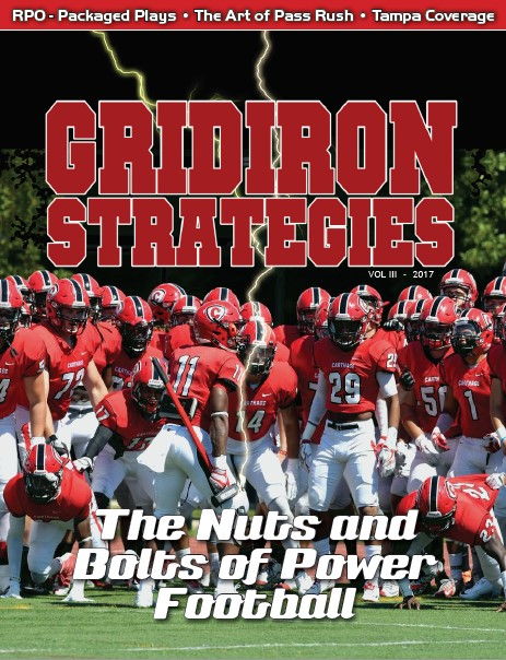 Gridiron Strategies Magazine Cover